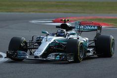 メルセデス:F1イギリスGP 金曜フリー走行レポート  [F1 / Formula 1]