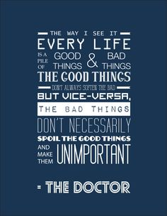 doctor who quotes matt smith | Request a custom order and have something made just for you.