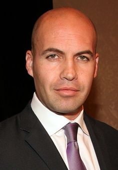Billy Zane, au naturel