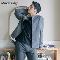 Jung Hae-in Mind Bridge Handsome Asian Men, Handsome Faces, Jay Park, Asian Actors, Korean Actors, Perfect Man, A Good Man, Jung In, Netflix