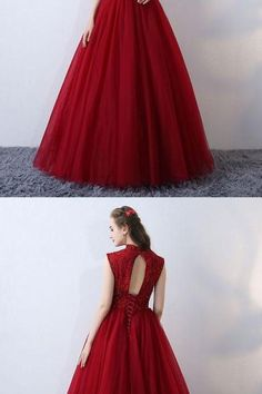 Burgundy Sweetheart Spaghetti Sleeveless Homecoming Dress d6f60a0af