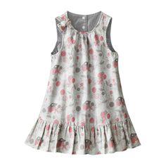 Vestido niña especial guardería - aprendemos solitos
