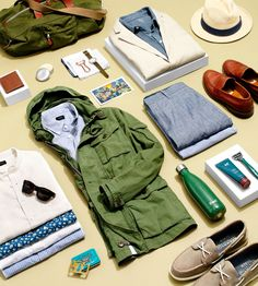 What to Pack: The Hungry Guy's Road Trip | J.Crew