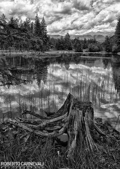 Mountain lake | © Roberto Carnevali