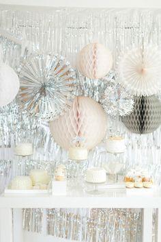 Silver & Pink theme