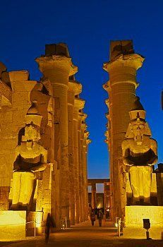 Enjoy Karnak temple in Luxor with All Tours Egypt Ancient Mysteries, Ancient Ruins, Ancient History, Ancient Egyptian Architecture, Luxor Temple, Old Egypt, Visit Egypt, Ancient Civilizations, Egyptians