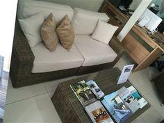 Dvojkreslo z umelého ratanu Milano R Couch, Furniture, Home Decor, Settee, Decoration Home, Sofa, Room Decor, Home Furnishings, Sofas