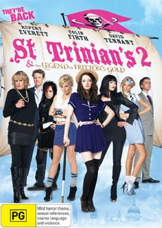 St Trinian's 2 - I loved this movie!