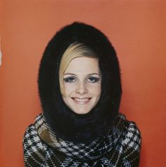 Twiggy - from Terence Donovan Fashion, published by Art / Books