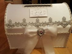 How to Make a Wedding Card Box                                                                                                                                                                                 More
