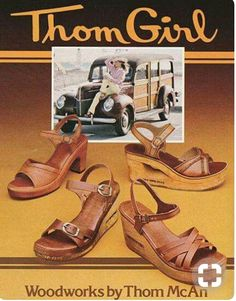Thom-McAn Shoes