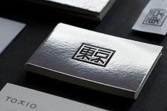 Tokio: Sushi restaurant and cocktail bar Branding by Eszter Laki