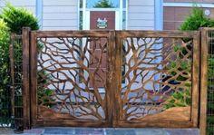 15 υπέροχες ιδέες για φράχτες και μάντρες!