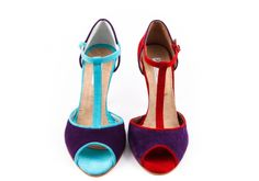 Femme Fatale Shoes | Living Postcards