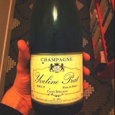 Champagne Prat Blanc de blancs