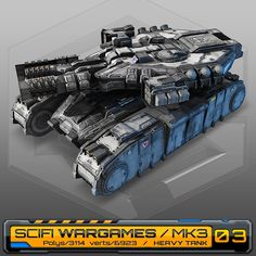 MK3 Heavy Tank                                                                                                                                                                                 Más