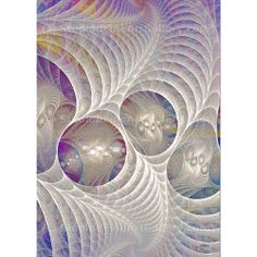 Early Winter - By John Robert Beck  This abstract art was created in 2011. Early Winter does have the Chill factor and a wintery winter feeling. $3.00