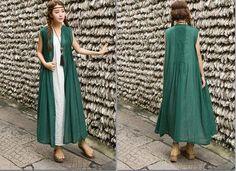 Natural Thin Women Coat