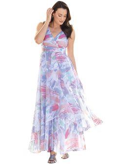 Flyaway Maxi Dress | Plus Size Casual Dresses | Jessica London