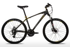 Xe đạp thể thao Jett Atom Pro Black 2015