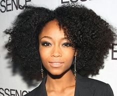 twist out --LOVE IT!
