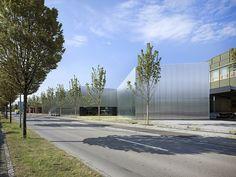 kit architects   sicherheitszentrum weinfelden   thurgau schweiz   lagerstrasse