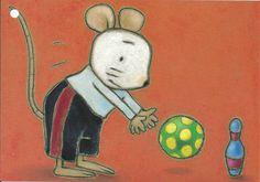 Bewegingskaart bal Petite Section, Too Cool For School, Book Illustration, Balloons, Preschool, Presents, Clip Art, Teaching, Kids