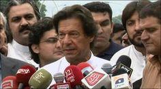 Imran Khan Accepts Judicial Commission Report, Wil...
