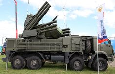 How a Russian truck-mounted missile system could bring down an entire squadron of fighter jets