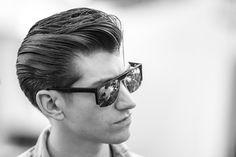 Alex Turner (Arctic Monkeys) @ Austin City Limits Music Festival, Zilker Park, October 2013