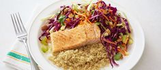 Make this healthy meal for a quick and easy dinner that's delicious and will satisfy you.
