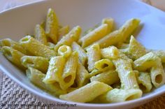 Bimby Pennette in salsa di zucchine