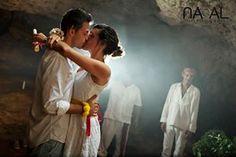 Mayan ceremony  - Riviera Maya. By Naal Wedding Photography.