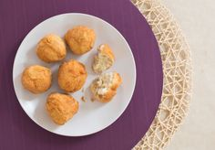 Make and share this Jamaican Fried Dumplings recipe from Genius Kitchen. Jamaican Dishes, Jamaican Recipes, Fry Dumpling Recipe, Jamaican Fried Dumplings, Jamaican Patty, Breakfast Around The World, Curry Goat, Caribbean Recipes, Caribbean Party