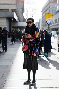 On the Street….Oxford St., London