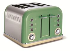 Consumers First Roll Top Design Morphy Richards Special Edition Accents Bread Bin Stainless..
