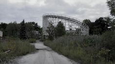 An abandoned amusement park in Canton, Ohio. (Seph Lawless)