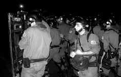 military police against innocent citizens in São Paulo, Brazil.