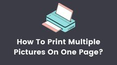 Want to know how to print multiple pictures on one page? If your answer is yes, then I am here to help you out. A lot of us take printouts of images on a daily ... Read moreHow To Print Multiple Pictures On One Page on Windows 10? Multiple Images, Photo Viewer, First Page, Image Editing, Windows 10, Maze, Just Go, Things To Come, Photoshop