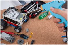 Creating a Makerspace to Support Creativity