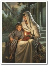 Find thousands of LDS books, movies, music and more. Looking for an LDS related gift? Find it at Deseret Book! Bible Photos, Bible Pictures, Christian Paintings, Christian Art, Superman Artwork, Light Of Christ, Pictures Of Jesus Christ, Lds Art, Bible Illustrations