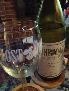Lost Oak Winery, Burleson TX