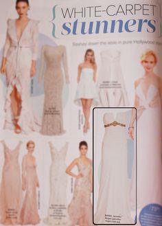 Cosmopolitan Bride 2013 JR gown feature