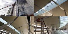 Ya podemos ver el interior del nuevo Campus de Apple en Cupertino - http://www.actualidadiphone.com/ya-podemos-ver-interior-del-nuevo-campus-apple-cupertino/