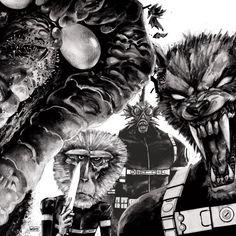 Os monstros dominam o Comando Selvagem http://www.universohq.com/noticias/os-monstros-dominam-o-comando-selvagem/