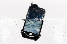 iPhone scuba suit