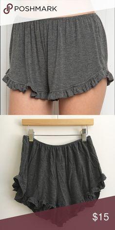 BRANDY MELVILLE Vodi Shorts Comfy, loose shorts only worn a few times Brandy Melville Shorts