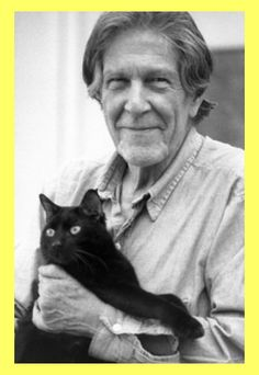 John Cage. Composer - Silence - a reflective piece where the ambient sounds within the auditorium create the music. E.