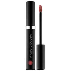 Marc Jacobs Beauty's Le Marc Liquid Lip Crème in Shush Blush