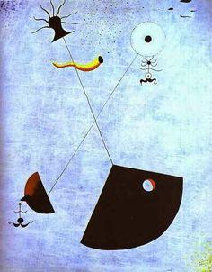 Maternidade - Miró